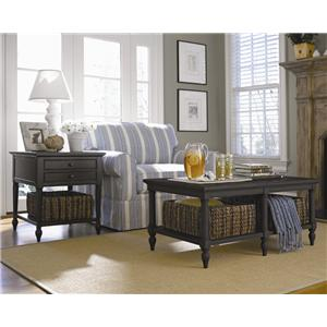 Morris Home Furnishings Summer Hill End Table