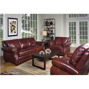 Usa Premium Leather At Miskelly Furniture Jackson