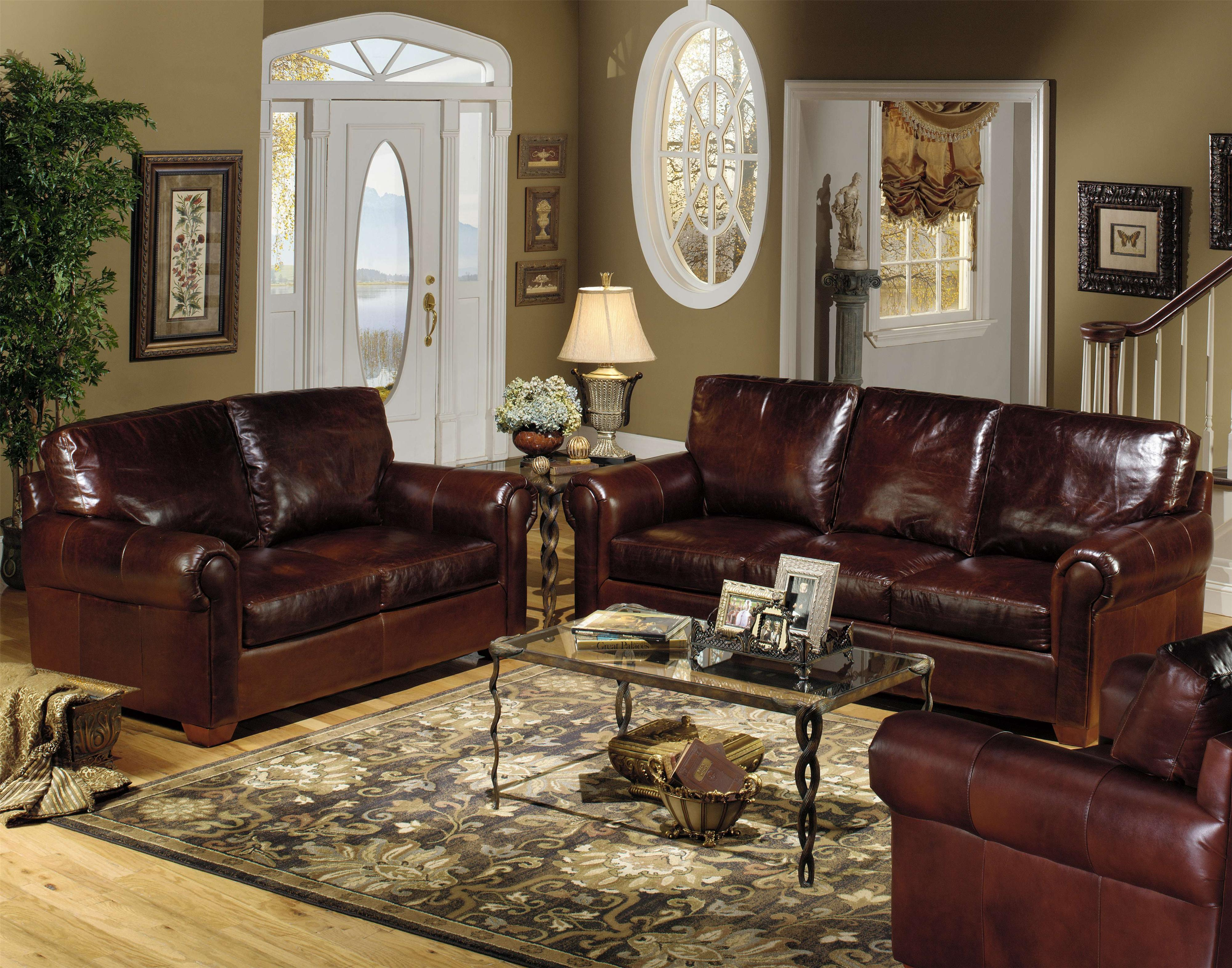 USA Premium Leather USA Premium Leather 8955 Casual Leather Stationary Sofa    Wilson s Furniture   Sofa Bellingham  Ferndale  Lynden  and Birch  Bay Blaine   USA Premium Leather USA Premium Leather 8955 Casual Leather  . Living Room Chairs Usa. Home Design Ideas
