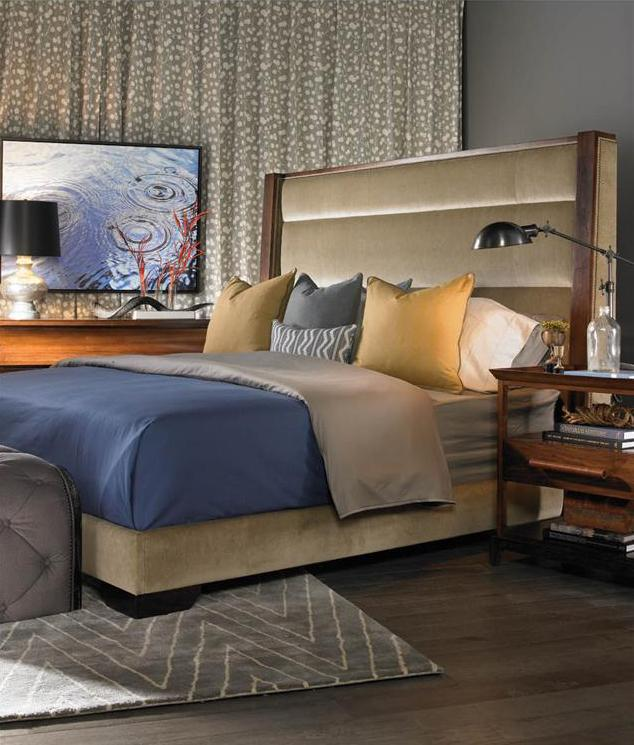 thom filicia home collection bedroom upholstered fabric by