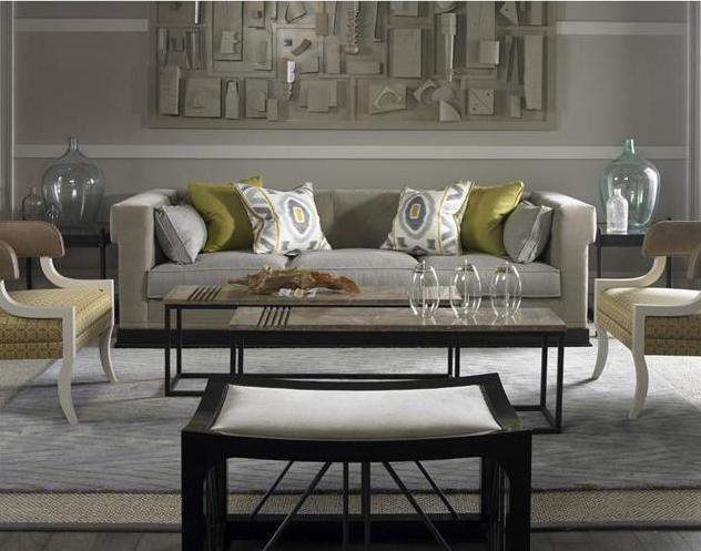 Thom Filicia Home Collection Sofas And Chairs Fabric By