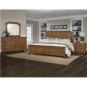 Vaughan Bassett Arrendelle Queen Bedroom Group