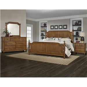 Vaughan Bassett Arrendelle King Bedroom Group