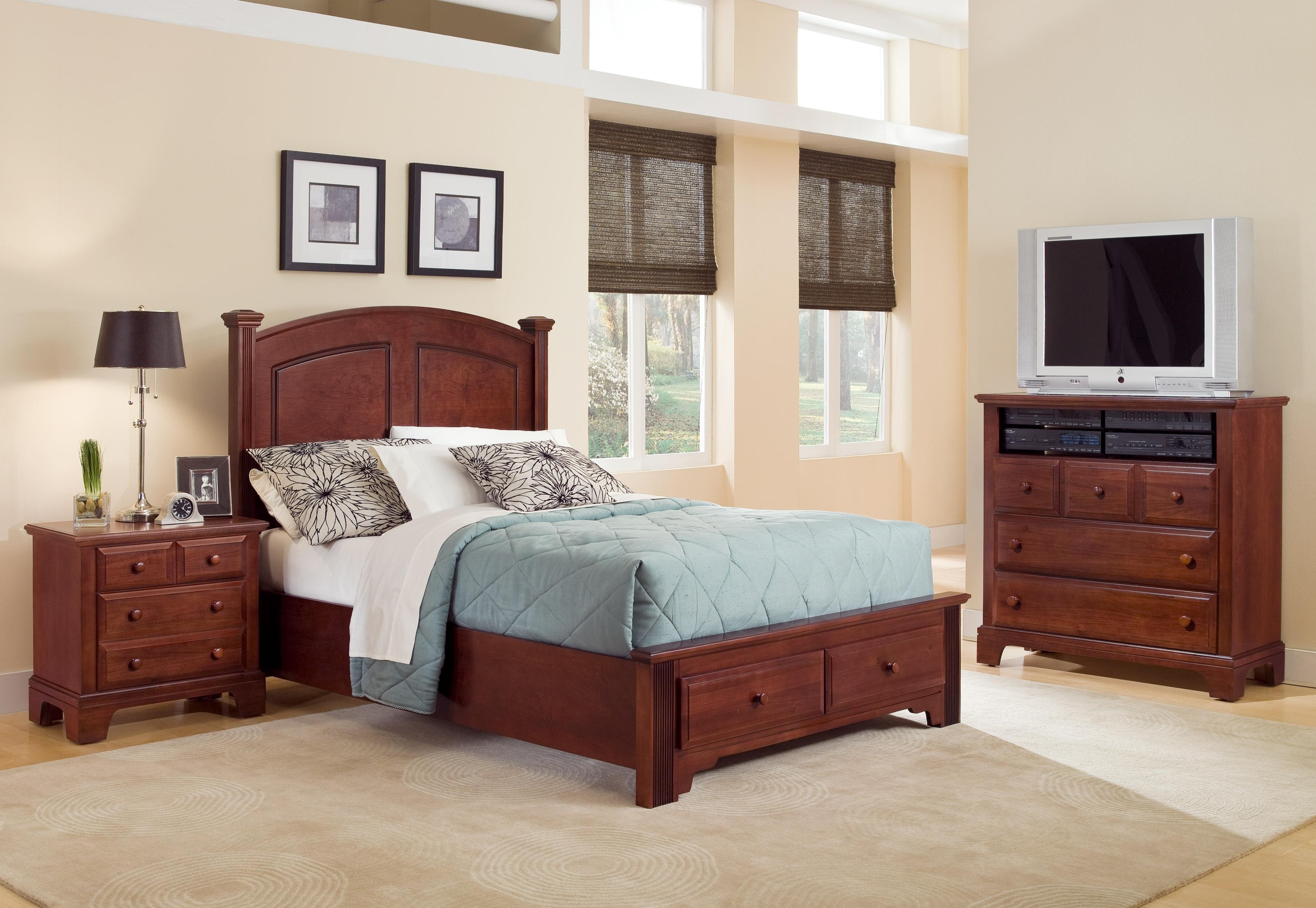 Hamilton Bedroom Furniture Hamilton Franklin Bb5 By Vaughan Bassett Belfort Furniture