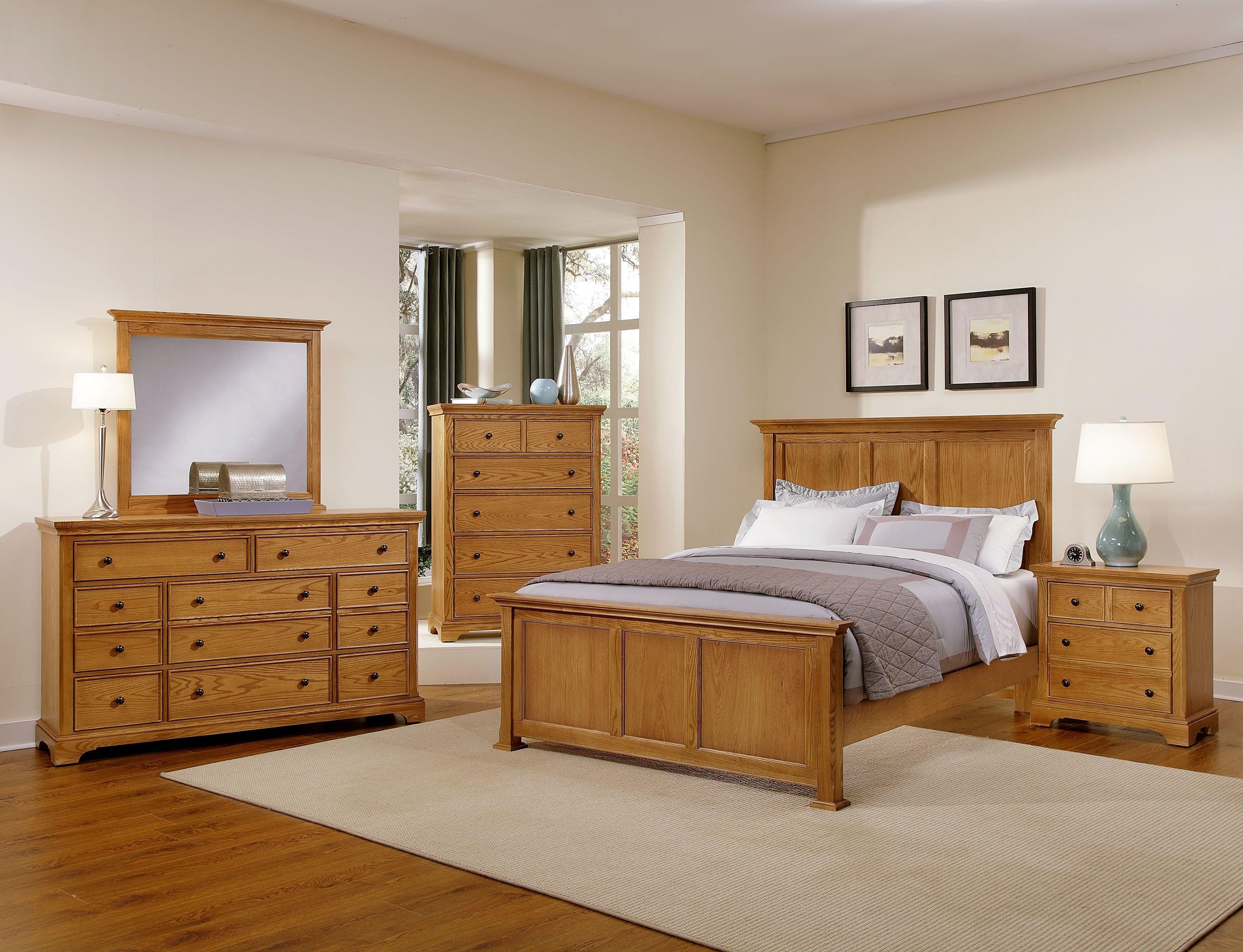 Vaughan Bassett Forsyth King Bedroom Group - Item Number: BB75 K Bedroom Group 2