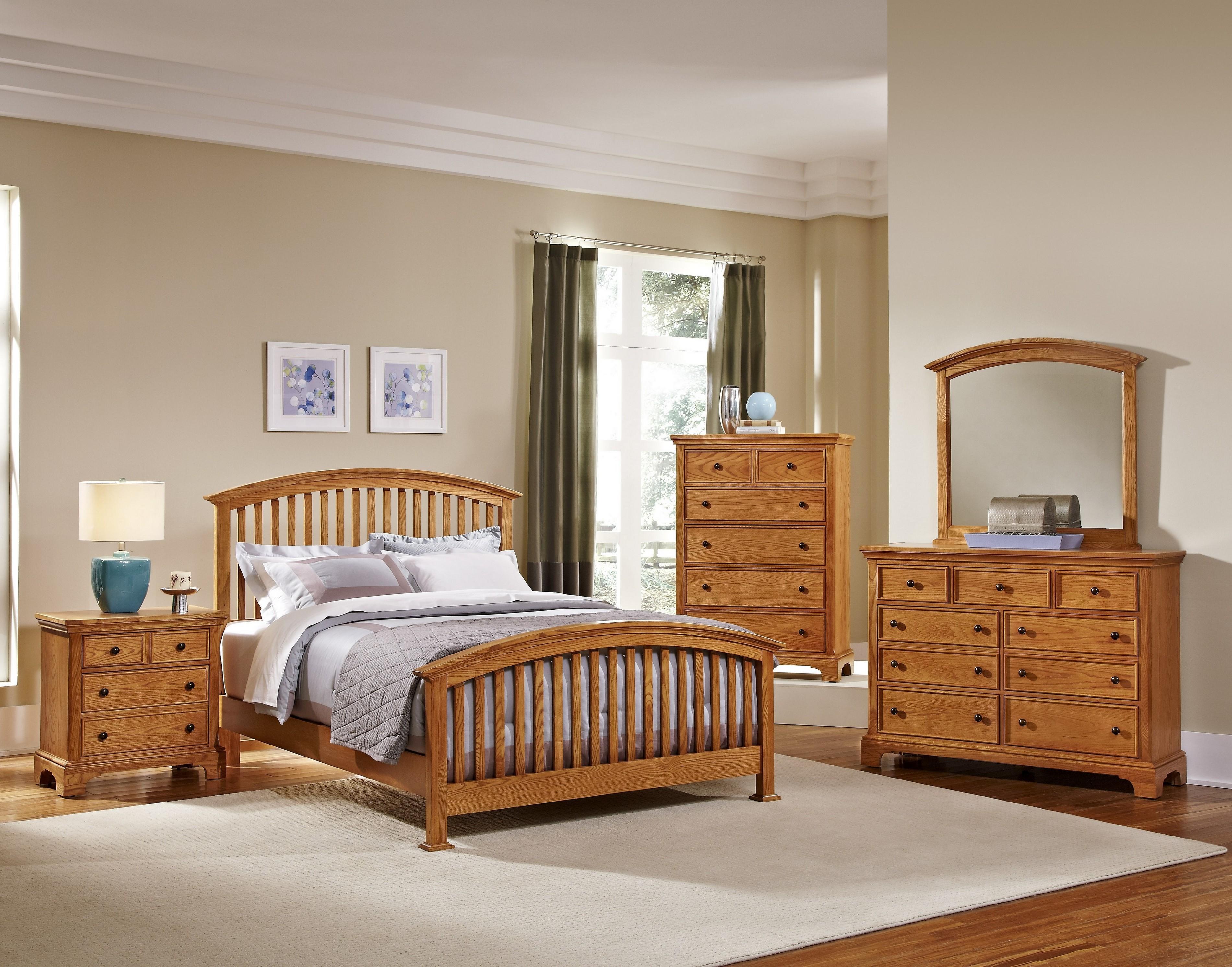 Vaughan Bassett Forsyth Queen Bedroom Group - Item Number: BB75 Q Bedroom Group 3