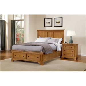 Vaughan Bassett Forsyth King/Cal King Panel Headboard
