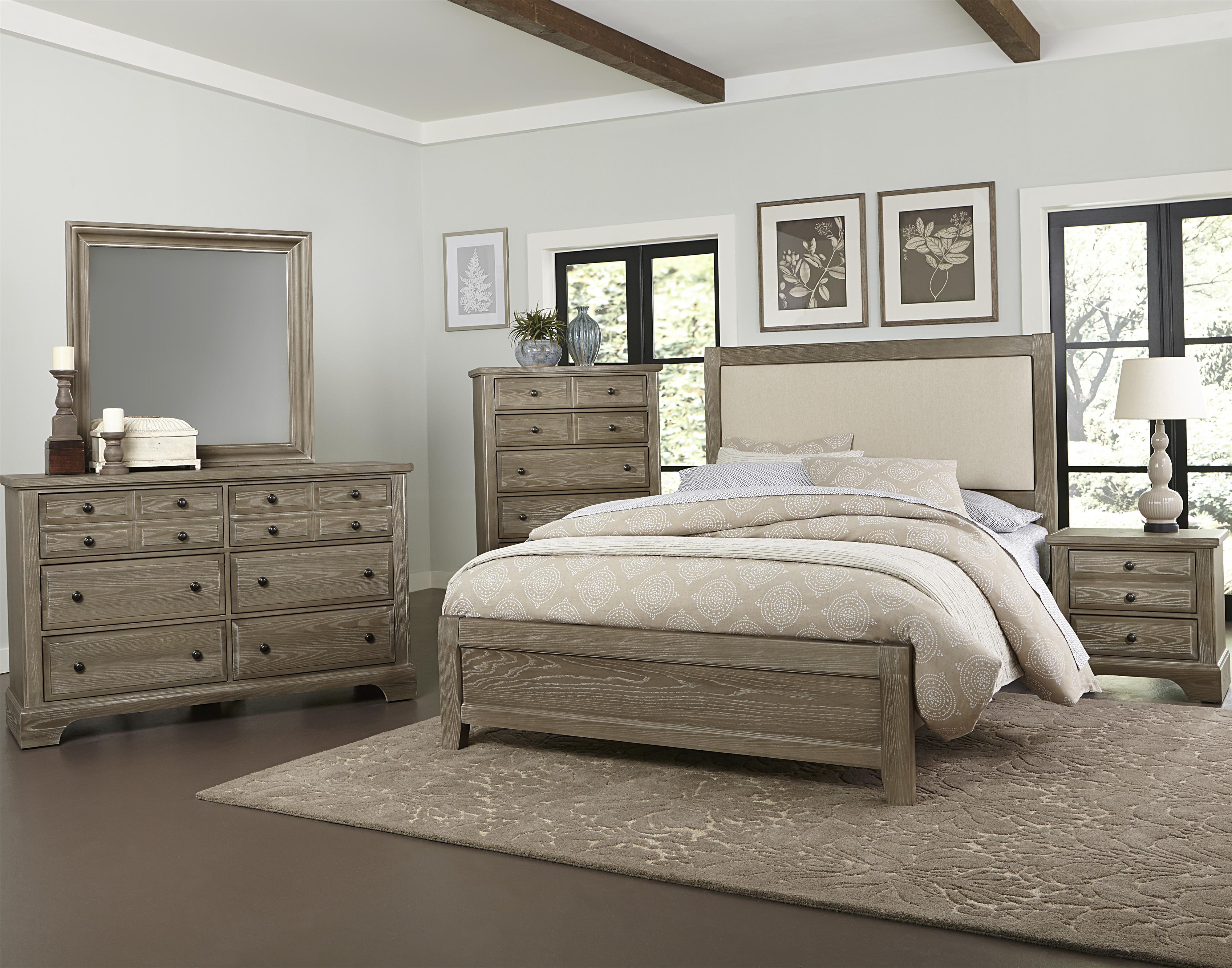 Vaughan Bassett Bedford Queen Bedroom Group - Item Number: BB81 Q Bedroom Group 2