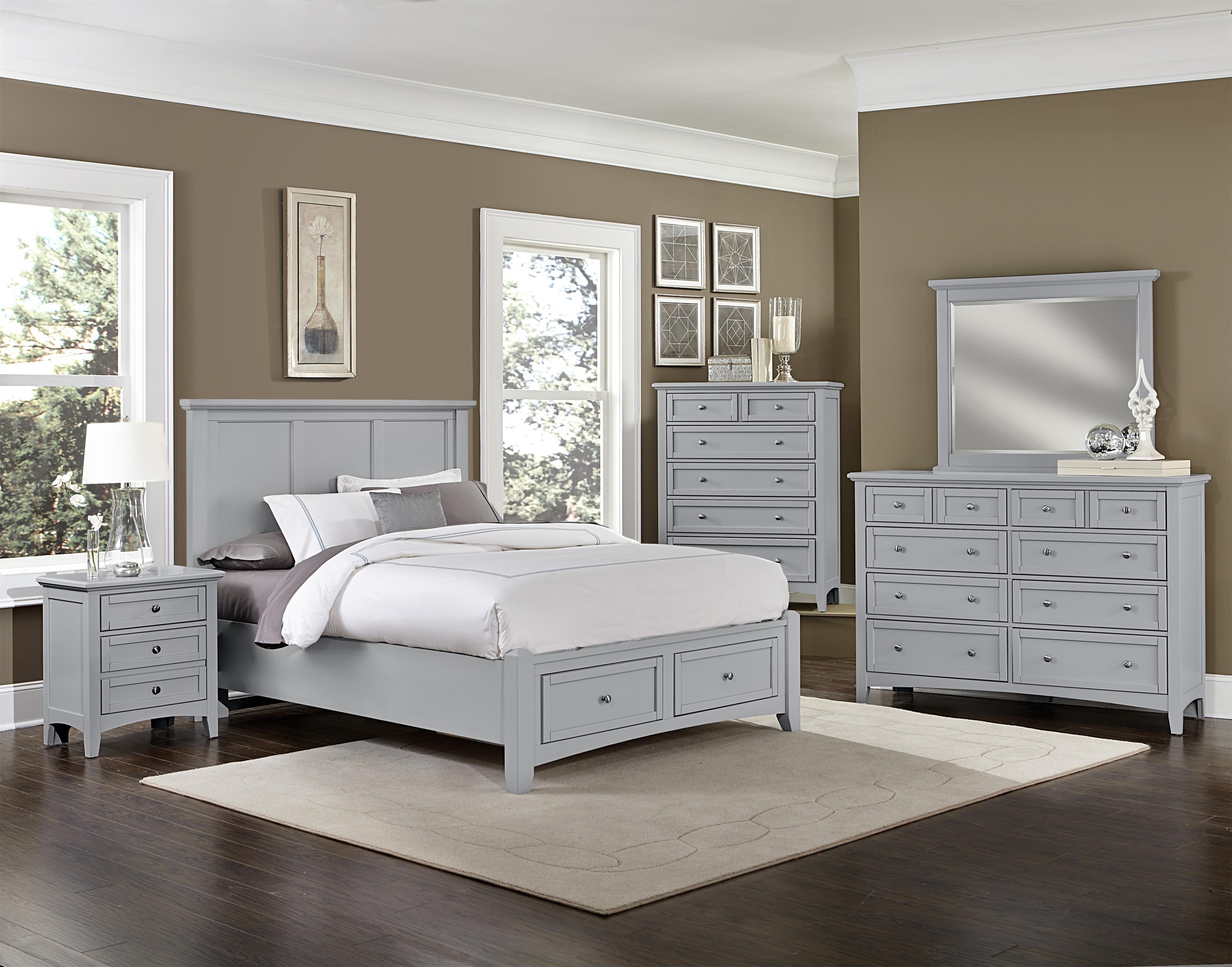 Vaughan Bassett Bonanza Twin Bedroom Group   Turk Furniture   Bedroom  Groups Joliet, La Salle, Kankakee, Plainfield, Bourbonnais, Ottawa,  Danville, Bradley, ...