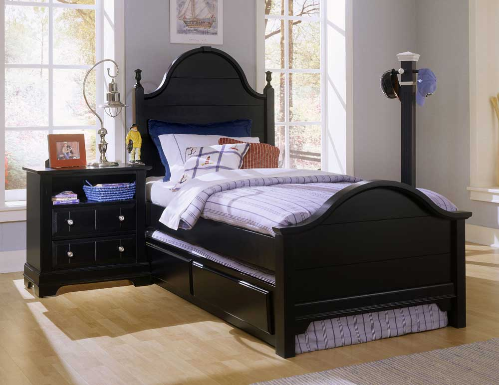 Vaughan Bassett Cottage Twin Bedroom Group - Item Number: BB16 T Bedroom Group 3