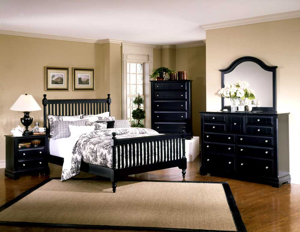 Vaughan Bassett Cottage King Bedroom Group - Item Number: BB16 K Bedroom Group 1