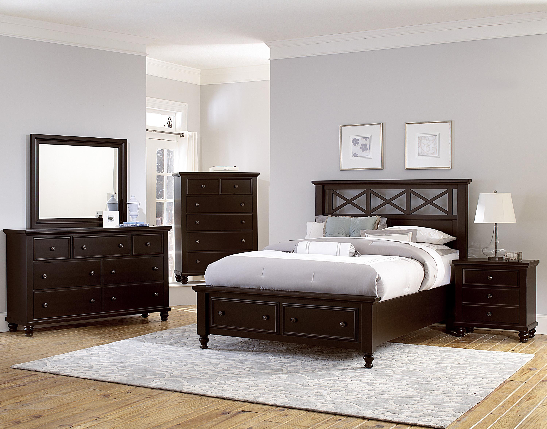 Vaughan Bassett Ellington King Bedroom Group - Item Number: 620 K Bedroom Group 7