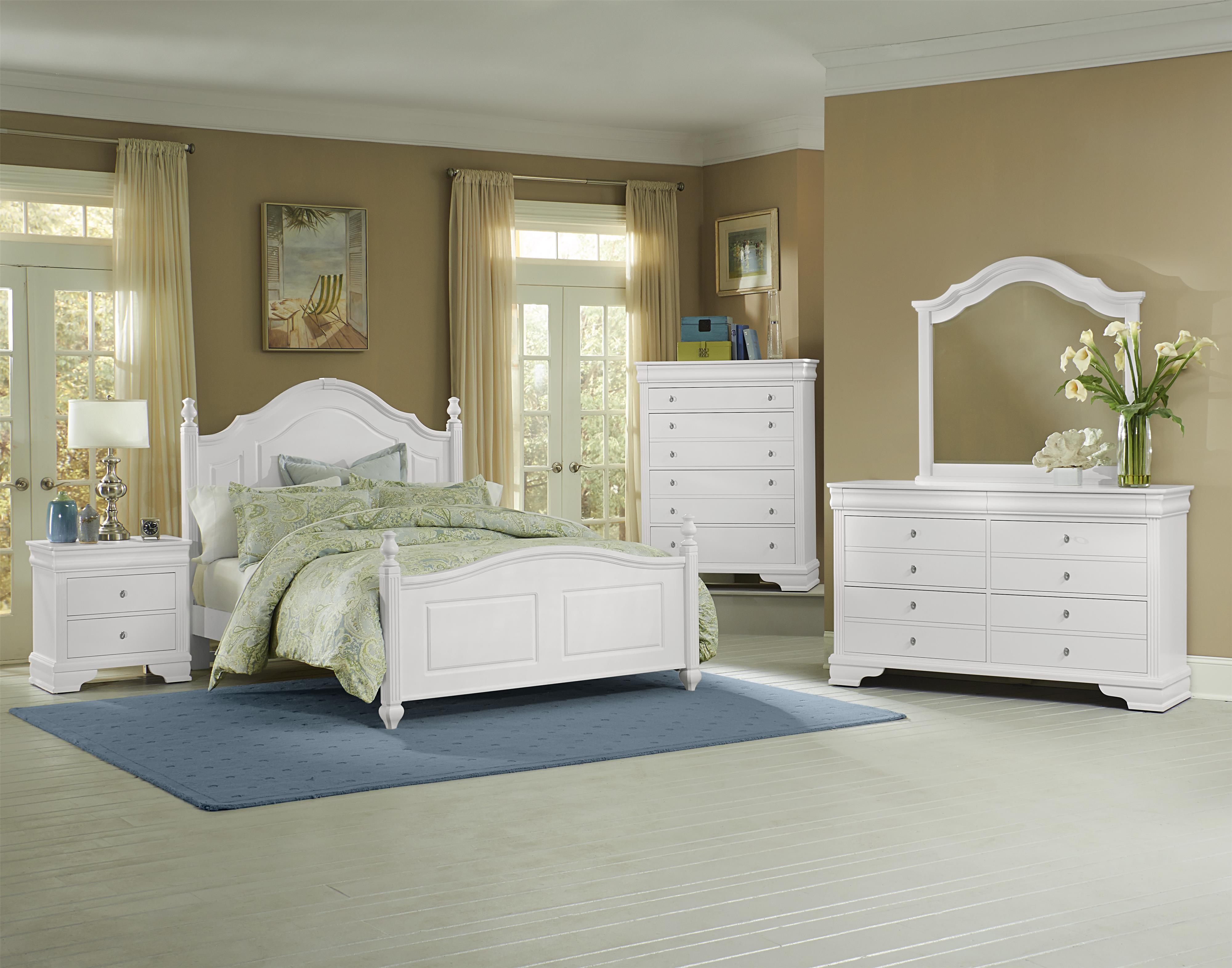 French Market 384 By Vaughan Bassett Hudson S Furniture