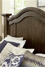 Arched Poster Headboard