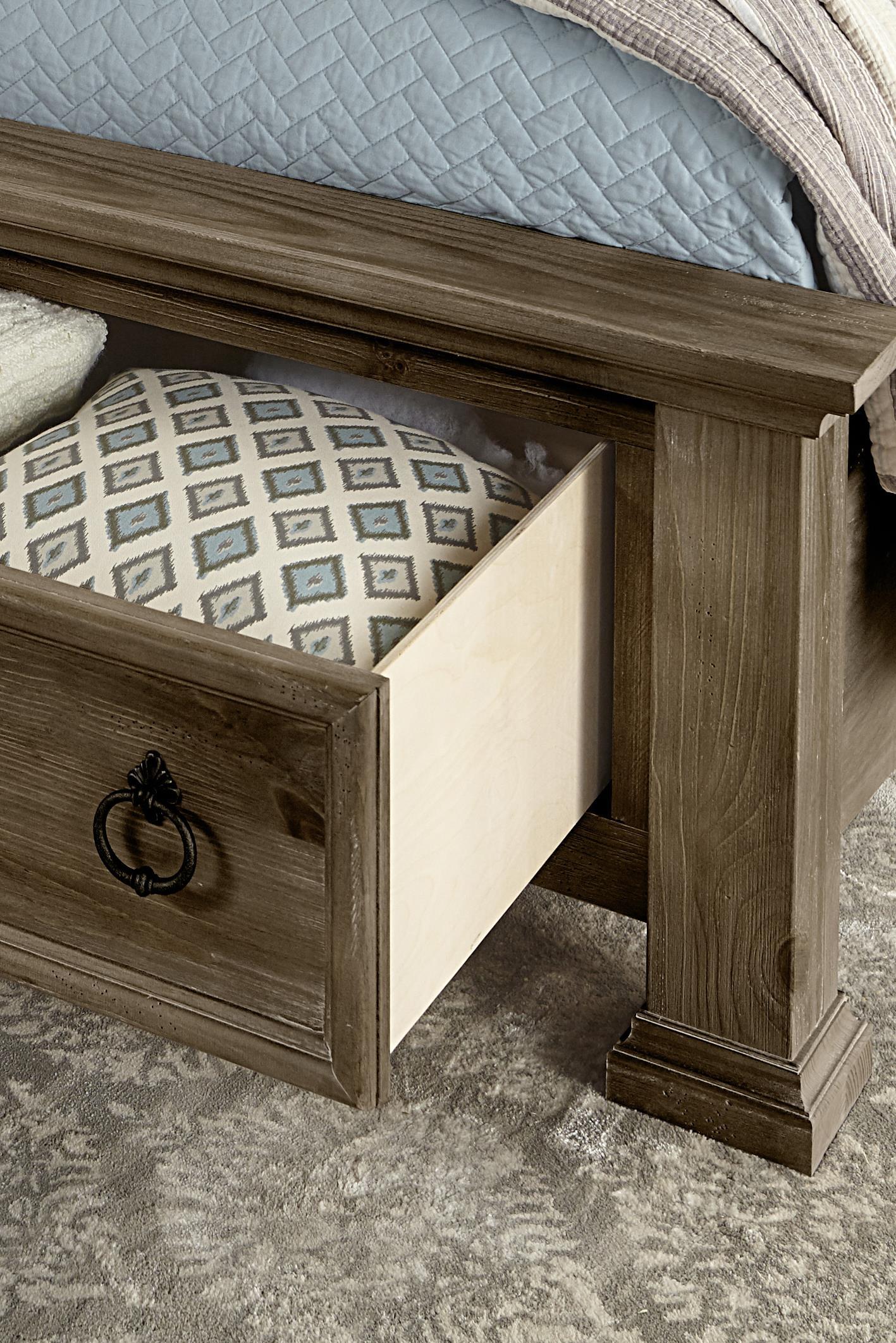 Rustic Hills 682 By Vaughan Bassett Hudson S Furniture