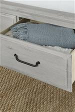Storage Footboard Drawer