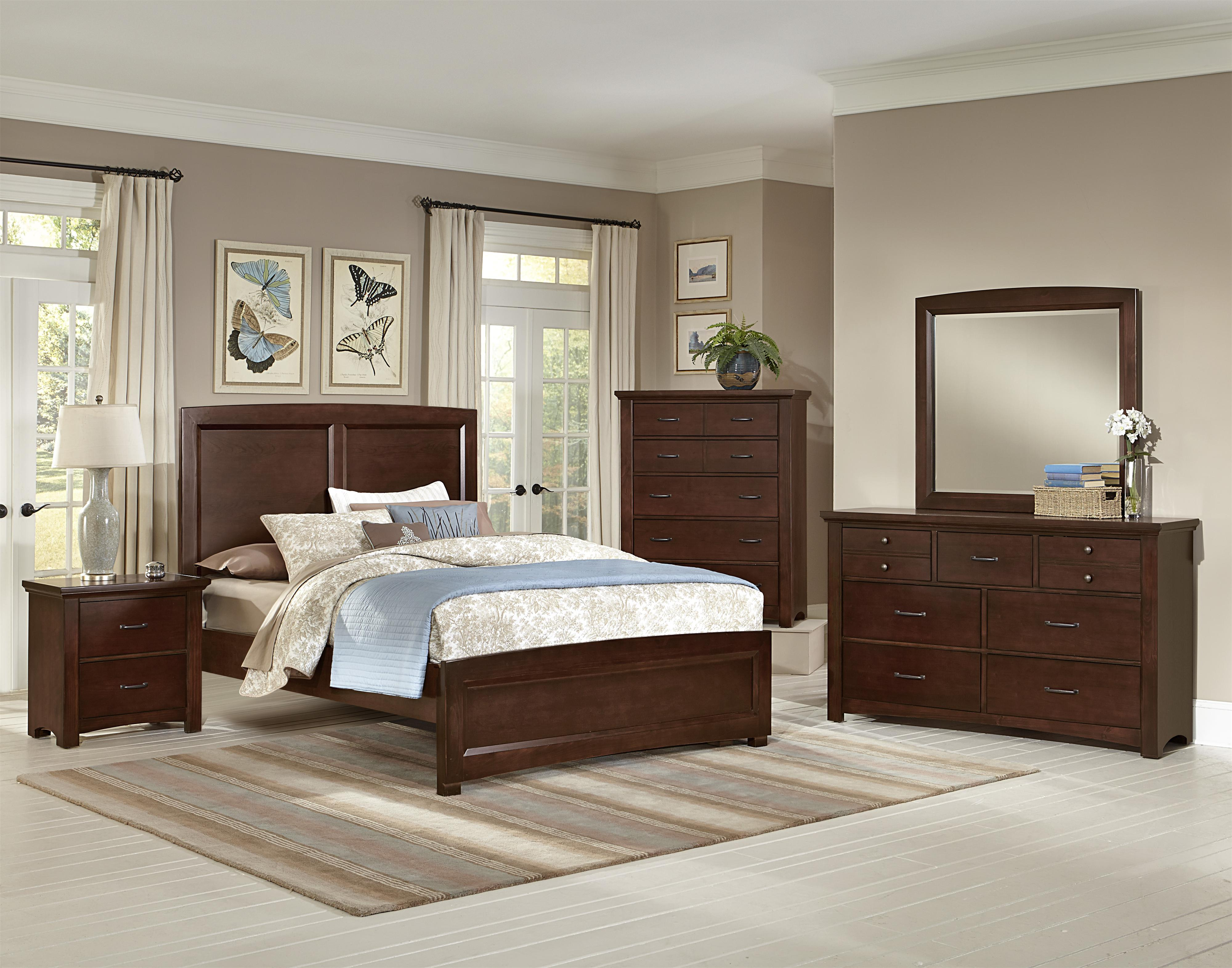 bassett bedroom sets. Vaughan Bassett Transitions Queen Bedroom Group  Colder s Furniture and Appliance Groups