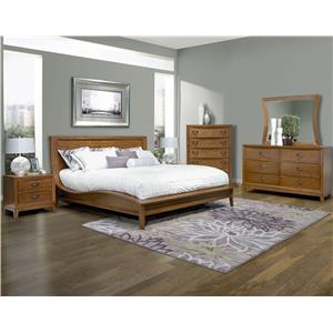 Vaughan Furniture Somerset Bedroom Group