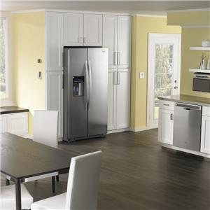 Side-By-Side Refrigerators by Whirlpool