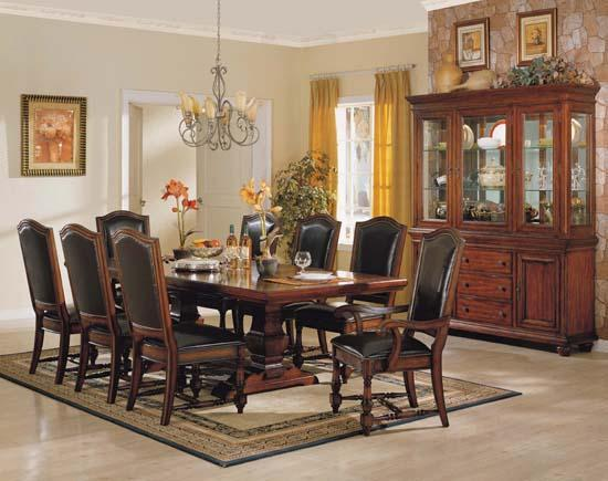 Winners Only Ashford Formal Dining Room Group - Item Number: DA F Dining Room Group 1