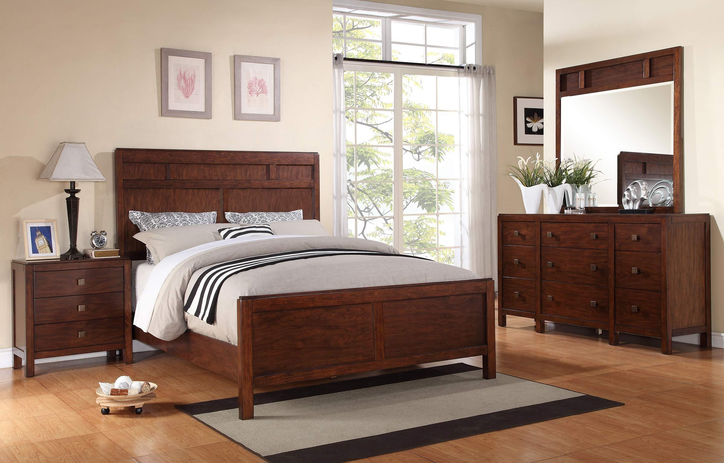 Winners Only Hampshire Queen Bedroom Group - Item Number: BH200 Q Bedroom Group 1