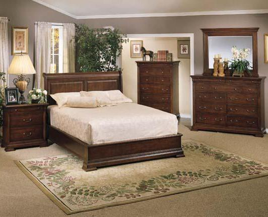 Winners Only Classic Queen Bedroom Group - Item Number: Dark Q Bedroom Group 2
