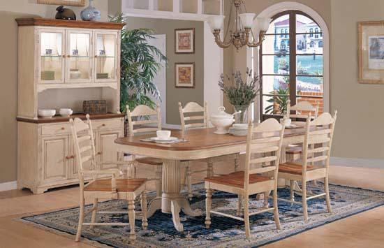 Winners Only Cottage Formal Dining Room Group - Item Number: HB F Dining Room Group 1