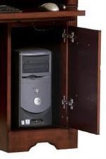 Storage for Computer Tower