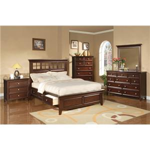 Winners Only Del Mar 6-Drawer Chest
