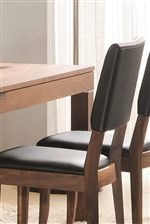 Upholstered Dining Chairs Promise Comfort