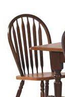 Arrow Back Chair Design