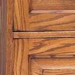 Oak Woodwork Treated with Heritage Finish