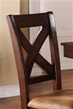 X-Back Dining Chair