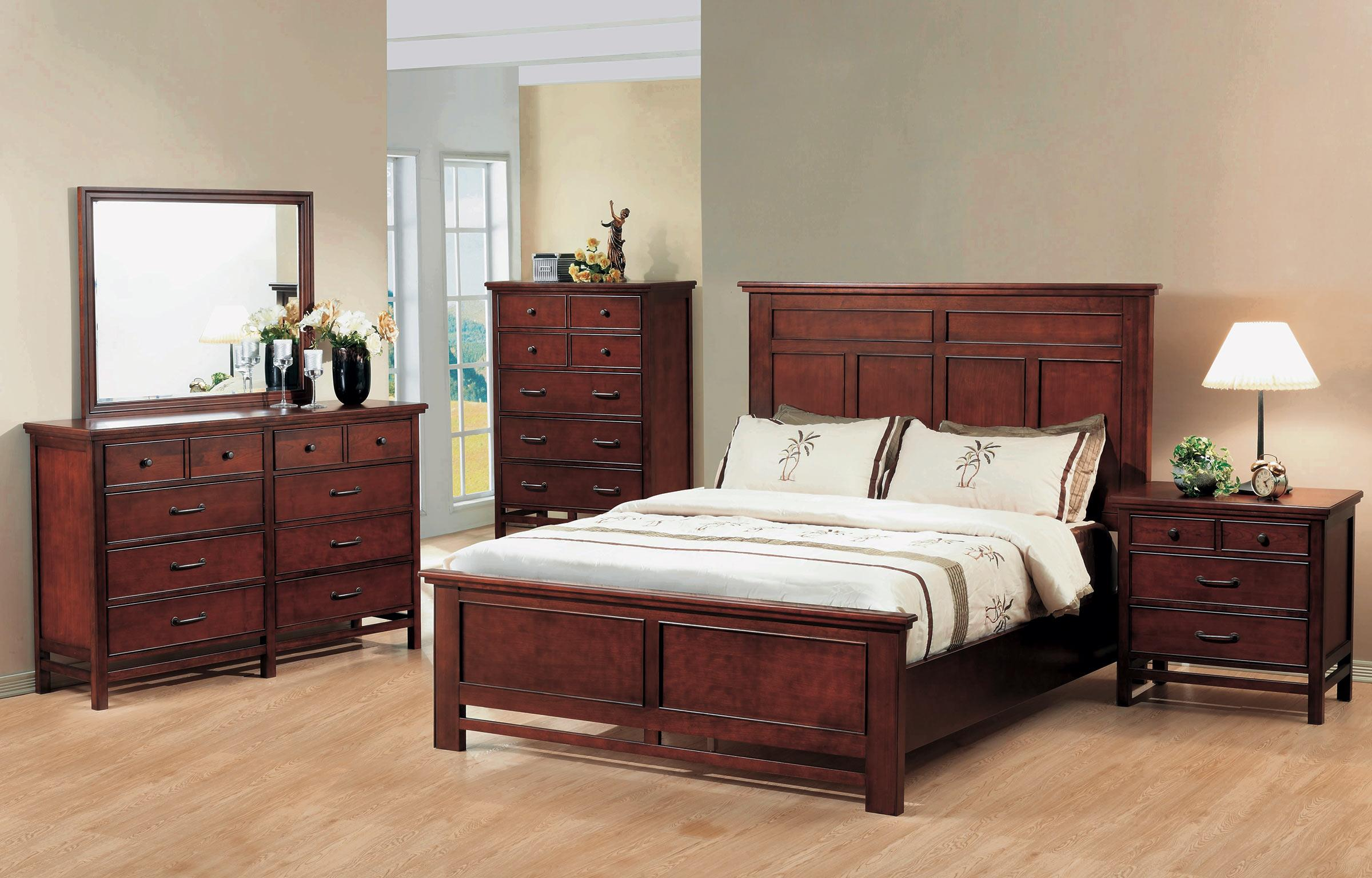 Winners Only Willow Creek California King Bedroom Group - Item Number: BW CK Bedroom Group 1