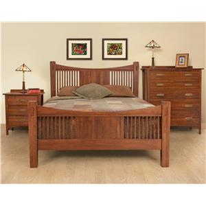 Witmer Furniture Heartland Dresser with 7 Drawers