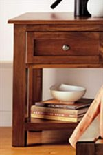 Paneled Drawer Fronts Show Superior Craftsmanship