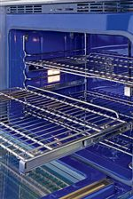 Three Adjustable Racks Are Featured In Ovens