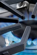 Durable and Attractive, All Grates Are Made of Cast Iron and Porcelain Finish