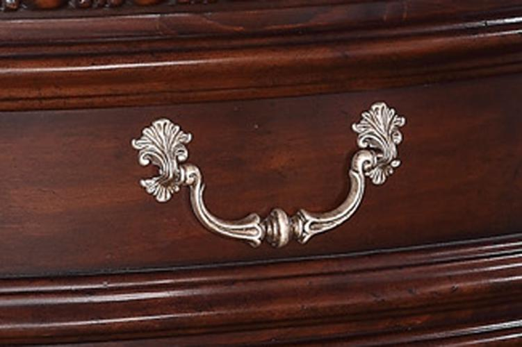 Flexsteel Wynwood Collection Alicante King Mansion Bed With Detailed  Carvings   AHFA   Headboard U0026 Footboard Dealer Locator