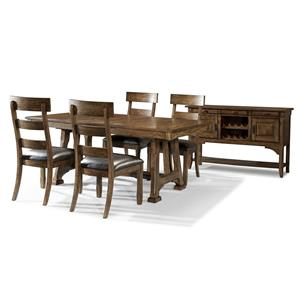 AAmerica Ozark Casual Dining Room Group