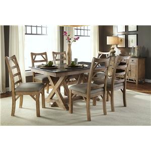 AAmerica West Valley Casual Dining Room Group