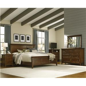 AAmerica Westlake Queen Bedroom Group