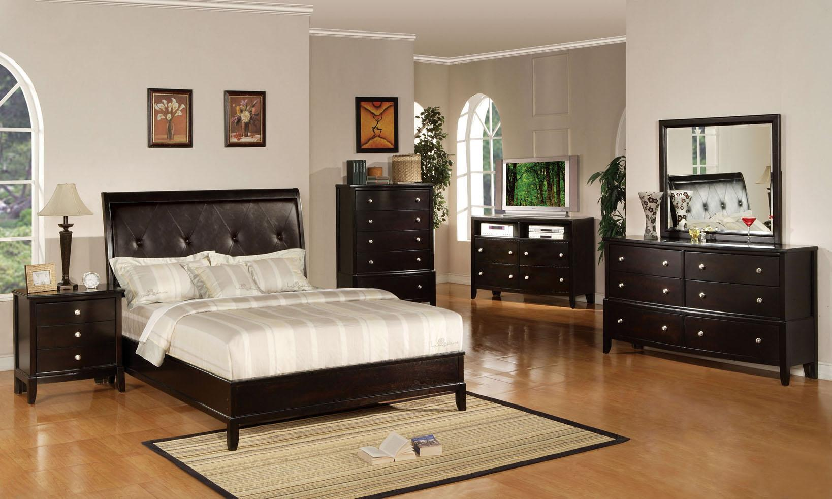 Oxford King Bedroom Group by Acme Furniture at Carolina Direct