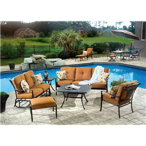 Agio Willowbrook  Outdoor Conversation - Chat Set
