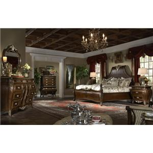 Michael Amini Imperial Court California King Bedroom Group