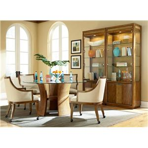 American Drew Grove Point Casual Dining Room Group 3