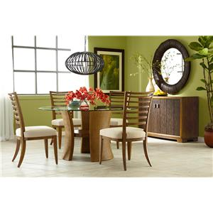 American Drew Grove Point Formal Dining Room Group