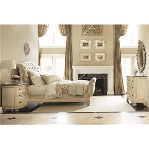 American Drew Jessica McClintock Home - The Boutique Collection King Bedroom Group