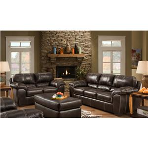 American Furniture 5400 Stationary Living Room Group