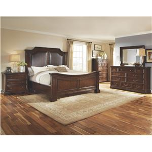 A.R.T. Furniture Inc Egerton California King Bedroom Group